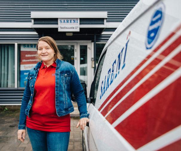 Sareni Leppävirta Susanna Nissinen
