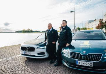 Kuopion Taksiykköset kuskit