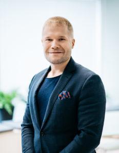 Pekka Hyvärinen Talentree