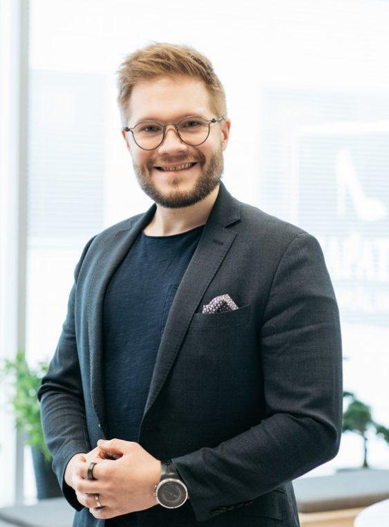 Pekka Hyvärinen myyntijohtaja Talentree