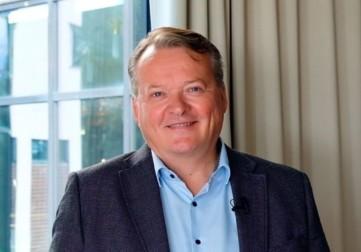Voimatel Oy:n toimitusjohtaja Timo Rask