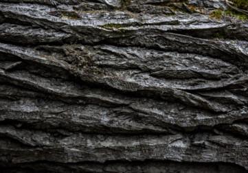 lähikuva kalliosta